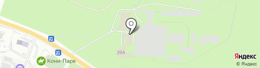 Наша Мойка на карте Тольятти