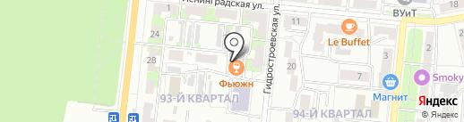 СтройИзыскания на карте Тольятти
