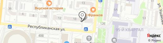 Jazz-shop.ru на карте Тольятти
