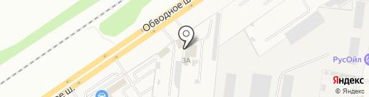 ЛИДЕР на карте Тольятти