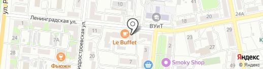 ГАДЖЕТ-СЕРВИС на карте Тольятти