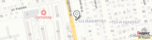 Konnichiwa на карте Тольятти
