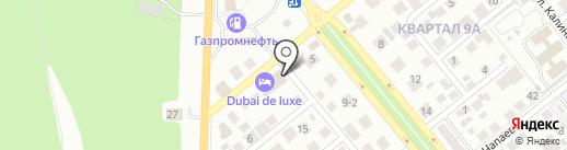 PRONOVA на карте Тольятти