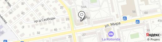 SALE на карте Тольятти