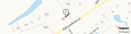 Амбулатория с. Бахта на карте Бахты