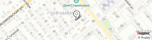 Путь к Свободе на карте Тольятти