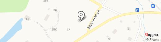 Городская аптека №107 на карте Бахты