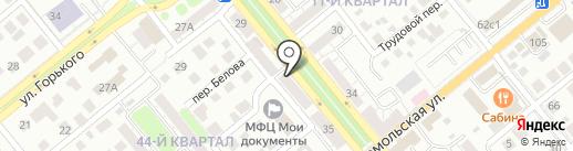 ЭКСПО на карте Тольятти
