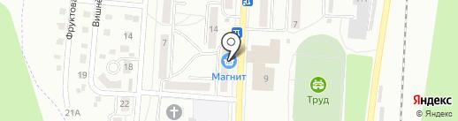 Церковная лавка на карте Жигулёвска