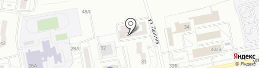 Единение на карте Тольятти