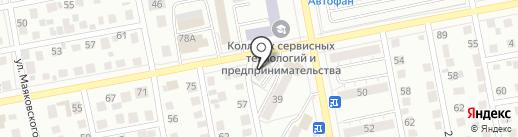 Voltage на карте Тольятти