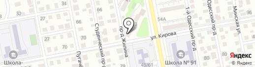 Сервис63 на карте Тольятти