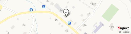 Закусочная №1 на карте Бахты