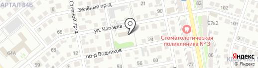 Агентство ритуальных услуг по социальным ценам на карте Тольятти