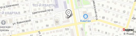 ViVa на карте Тольятти