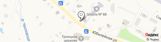 Библиотека №24 на карте Бахты