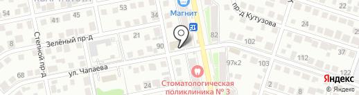 Хозтовары на карте Тольятти