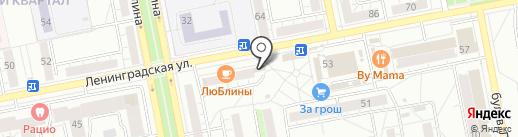 СанТехСтарт на карте Тольятти