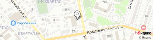 Платежный терминал, Сбербанк, ПАО на карте Тольятти