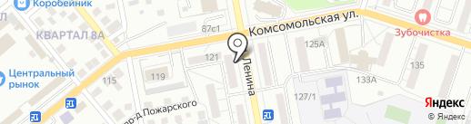 AZ Store на карте Тольятти