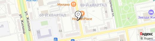 ДeЛиз на карте Тольятти