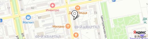 Соль+ на карте Тольятти