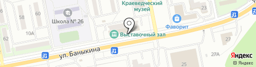 САЛАМАТОВ на карте Тольятти