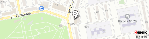 Sova на карте Тольятти