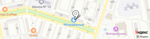 Avon на карте Тольятти