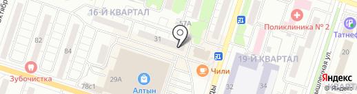 ЦвеТТорг на карте Тольятти