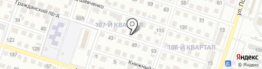 ДиАмастер на карте Тольятти