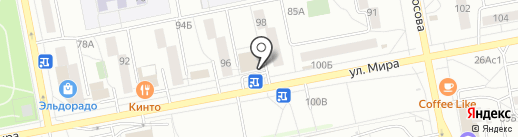 Банкомат, Промсвязьбанк, ПАО на карте Тольятти