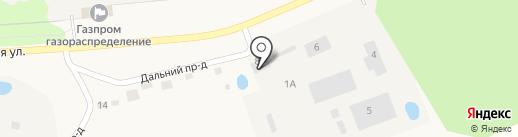 Сова ДОМ на карте Бахты