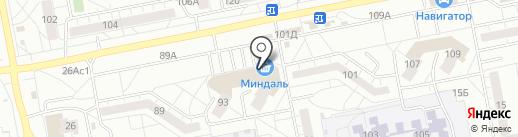 D-color на карте Тольятти