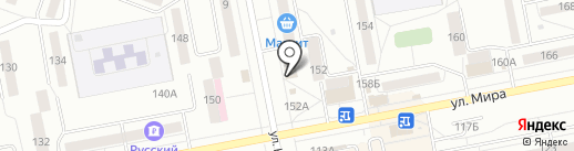 Bella costa на карте Тольятти