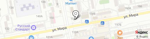 VesnaVar на карте Тольятти