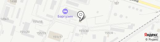 Гранд стиль на карте Тольятти