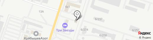ПромЛес на карте Тольятти
