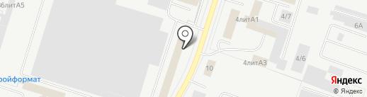 Авто-Миг на карте Тольятти