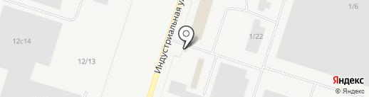 ВТОРМЕТГРУПП на карте Тольятти