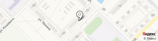 Фрейр на карте Кирова