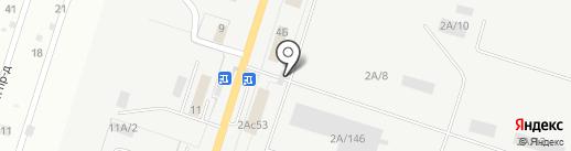 ЭкоКолор на карте Тольятти