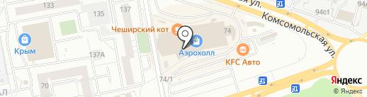 Sonum на карте Тольятти