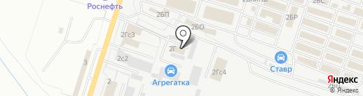 Авто Старт на карте Тольятти