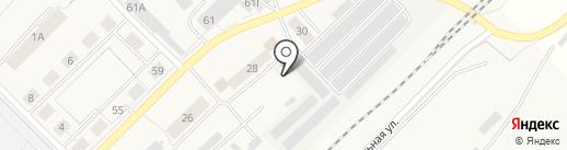 Самоделкин на карте Кирова