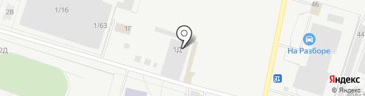 Аква-кулер на карте Тольятти