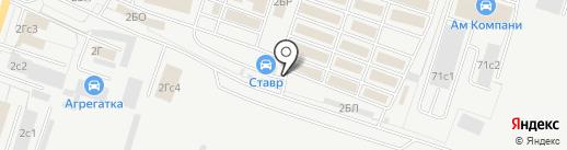 Авто Тюнинг Пласт на карте Тольятти