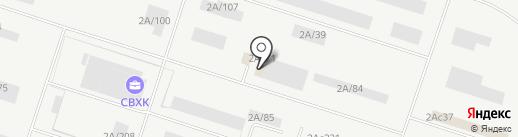 Laeta-mebel на карте Тольятти