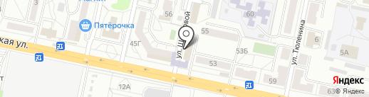 МУП ЖКХ на карте Тольятти