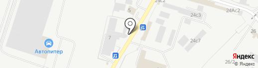 КЛЮЧИ на карте Тольятти